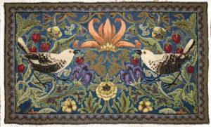 William Morris Rug Design