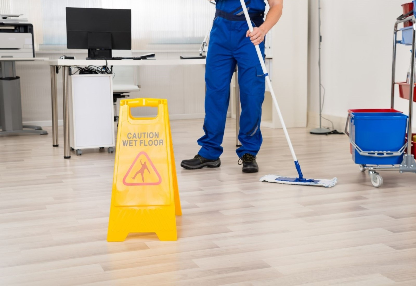 Commercial Clean Regular