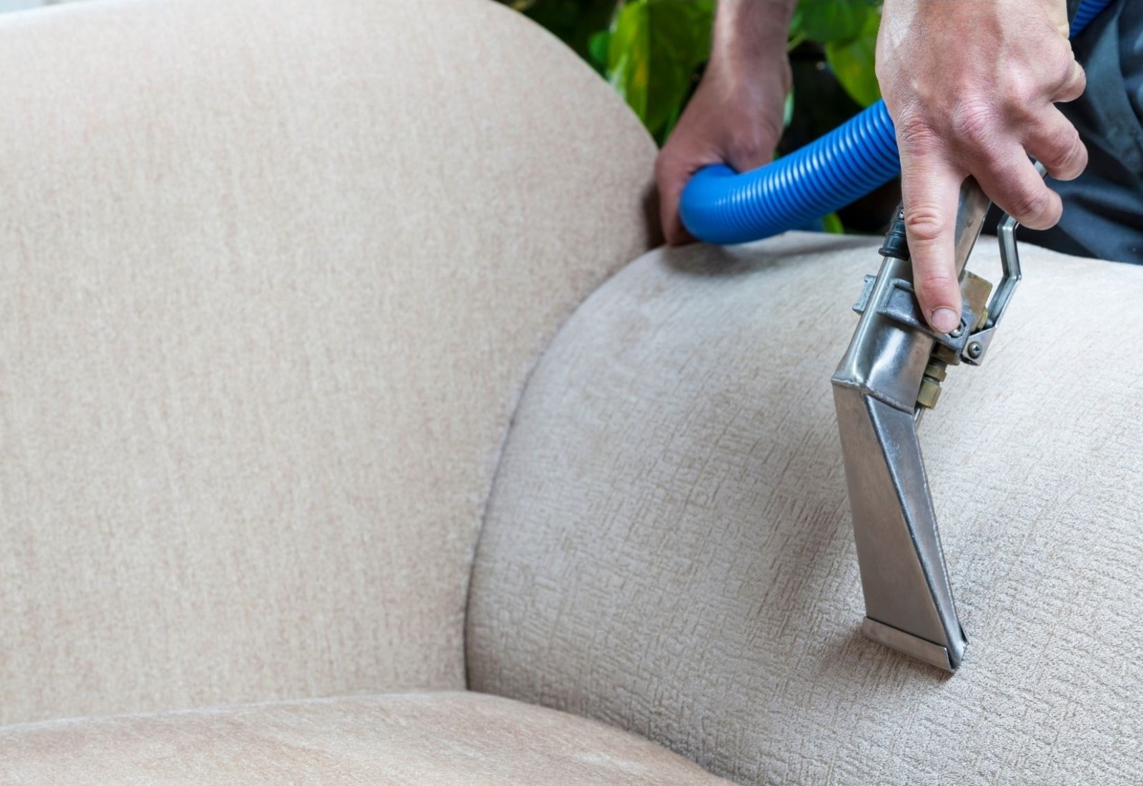 Commercial upholstery cleaning office furniture