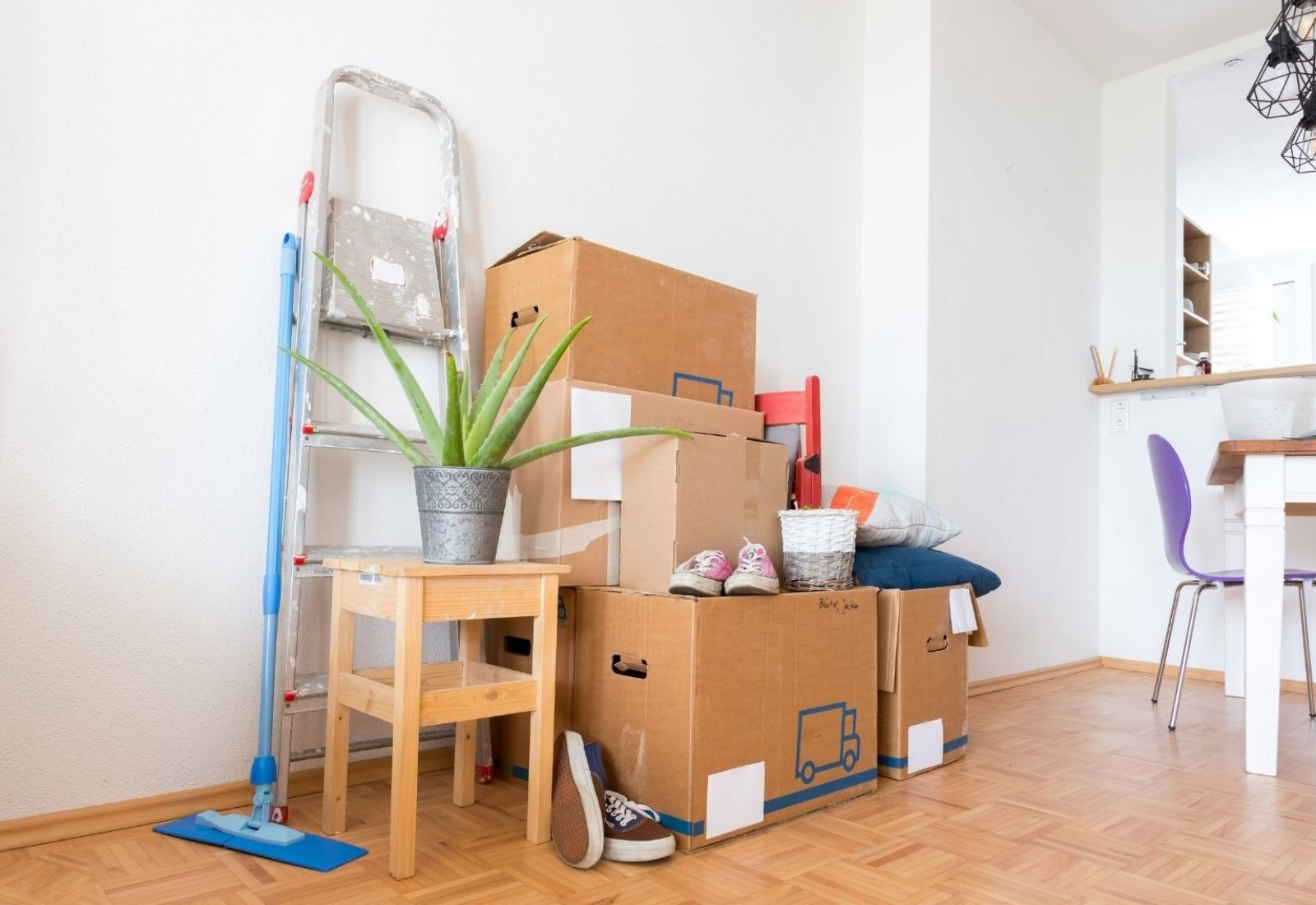 Move out clean cleaning moving residential home