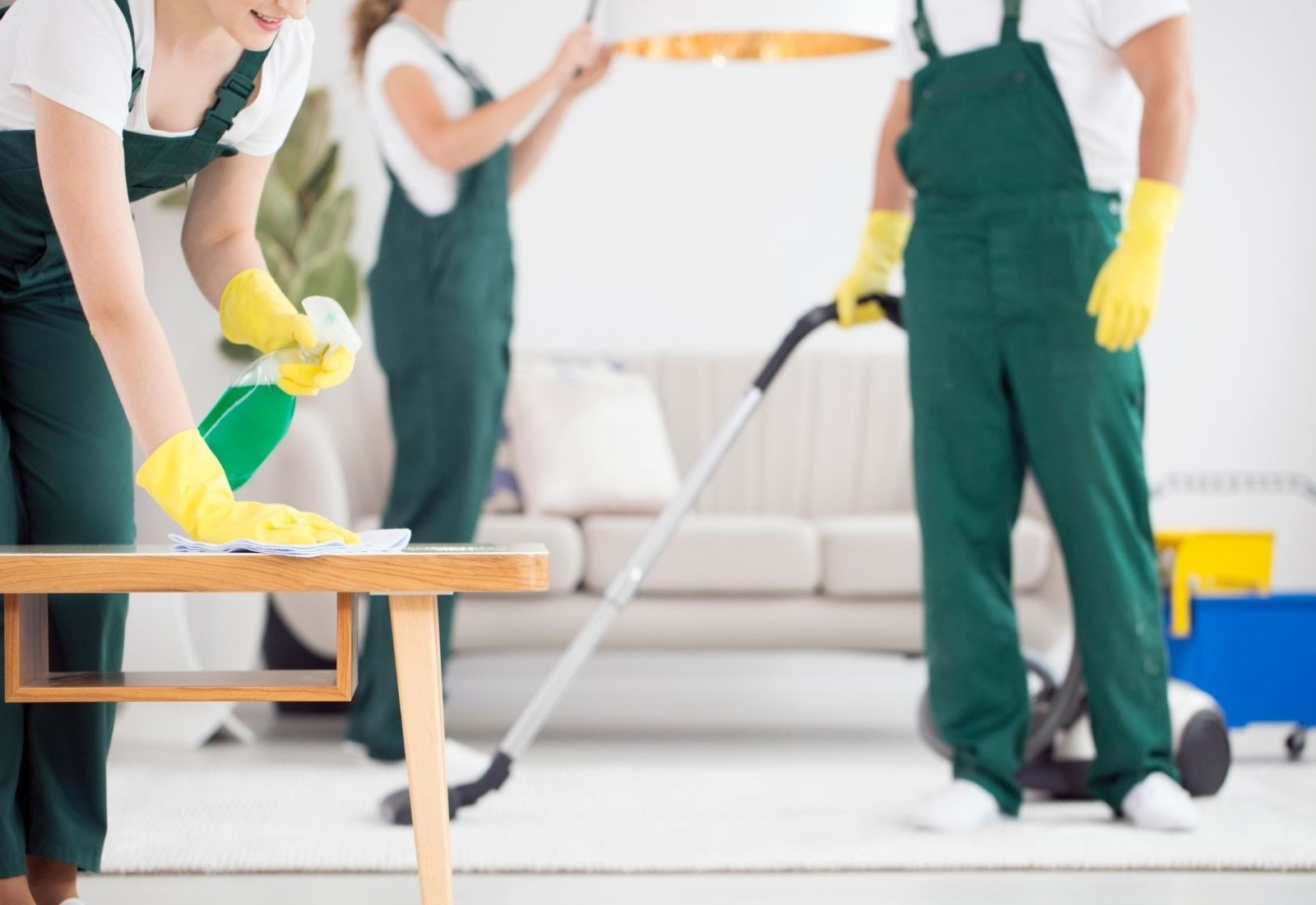One off residential cleaning home house clean